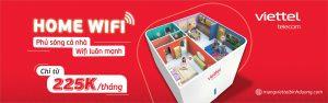 Goi Cuoc Home Wifi Cua Viettel Tai Binh Duong 2021